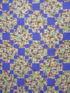 2-colors Quilt